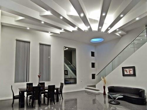 elegant white bedroom with false ceiling designs