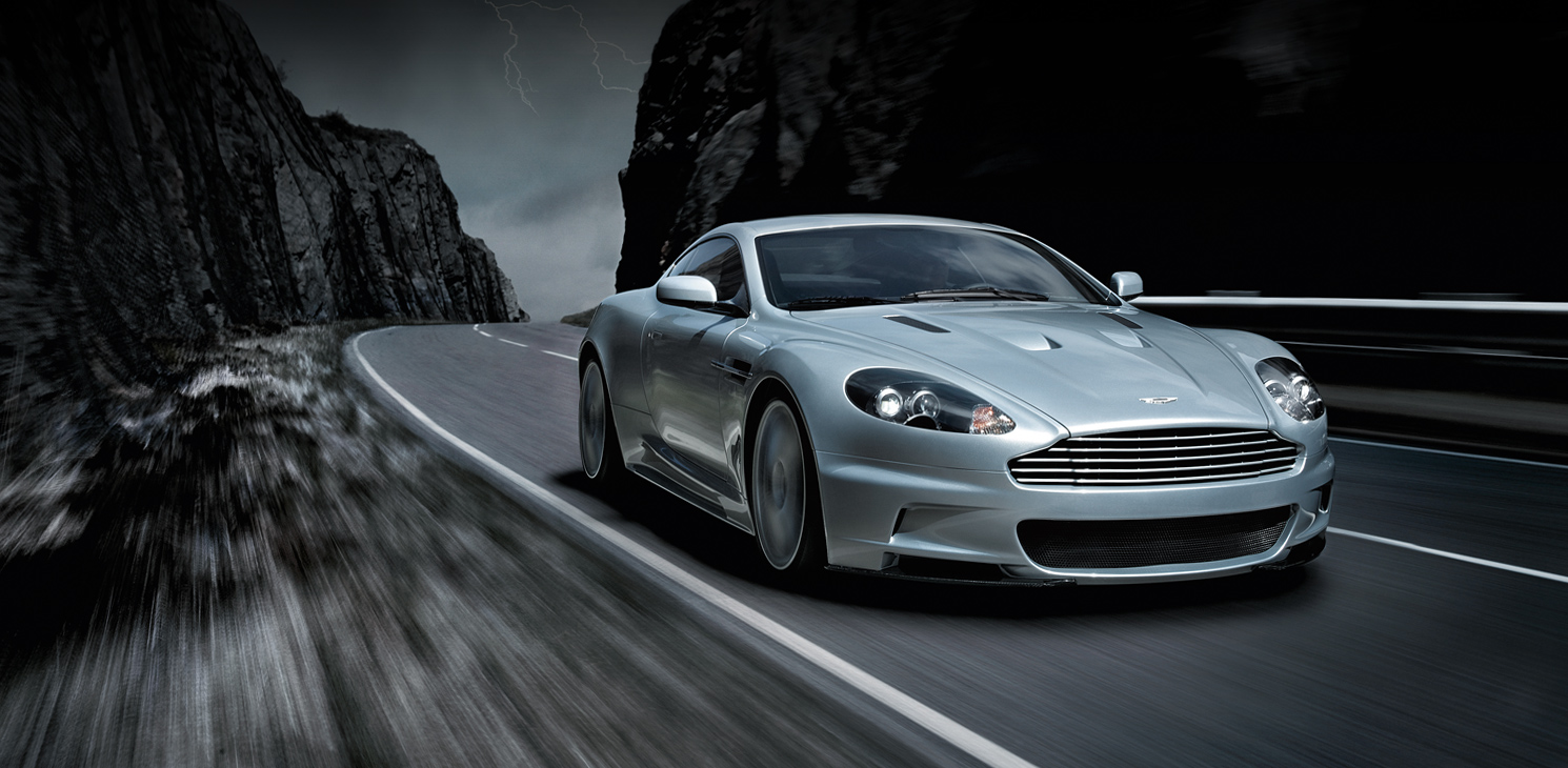 Top Cool Cars Aston Martin DBS Cool Black And White Pics - Cool car shots