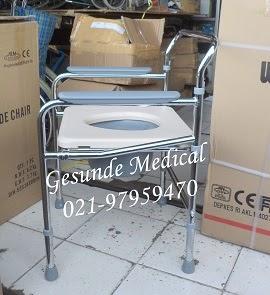 Bangku Toilet Pasien Rumah Sakit