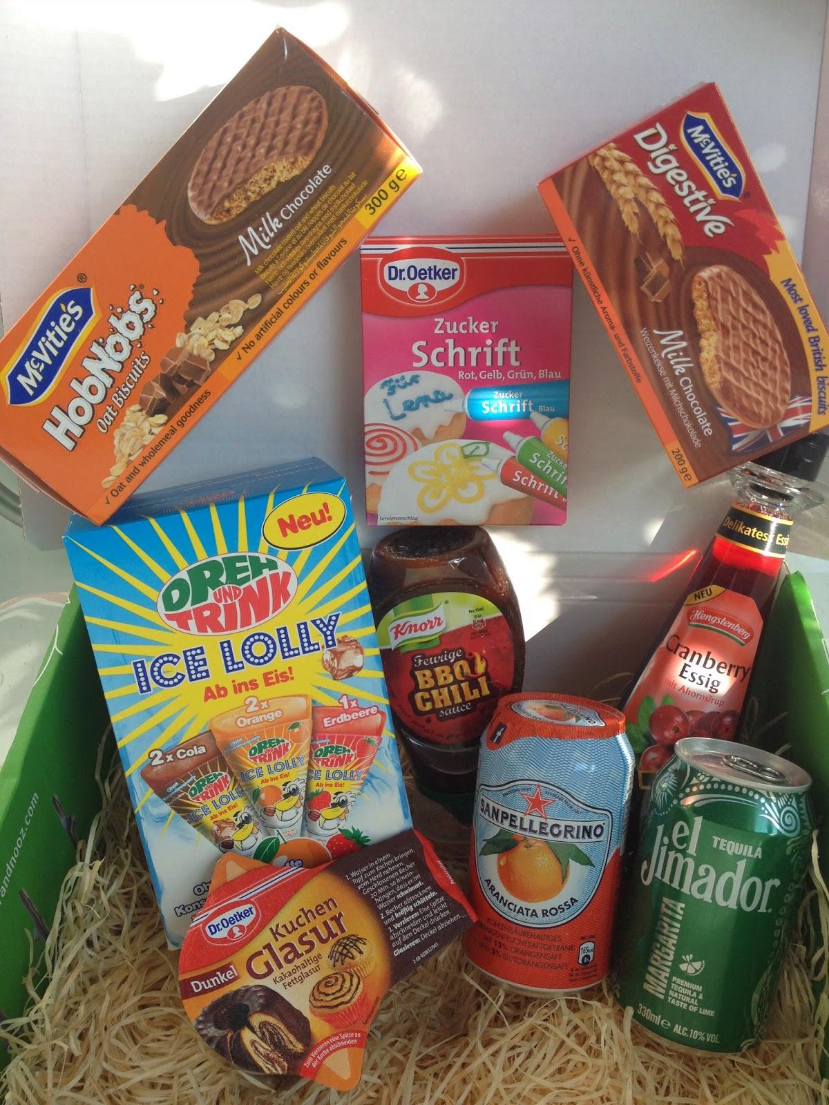 Überraschung, Box, Lebensmittel, Wundertüte