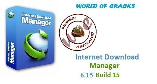 Internet Download Manager IDM 6.15 Build 15 Full With Crack
