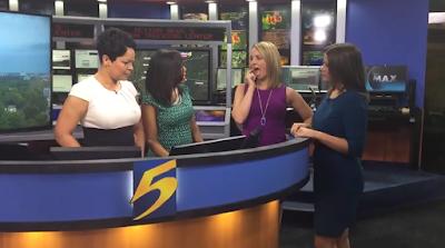 WMC Action News Morning Team Anchors 'Hits The Quan'