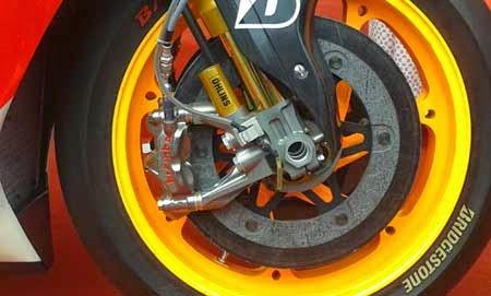 cakram Honda RC213V