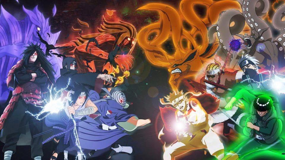 Naruto Shippuden Adalah Anime Yang Menceritakan Tentang Kehidupan Ninja Melindungi Desa Dari Peperangan Dan Kejahatan Diciptakan