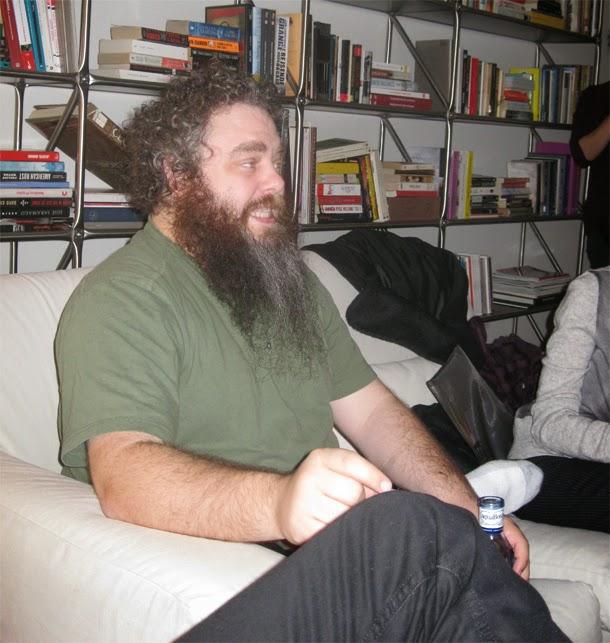 Patrick Rothfuss en Madrid