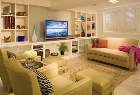 Design Ideas For Small Basement Apartments