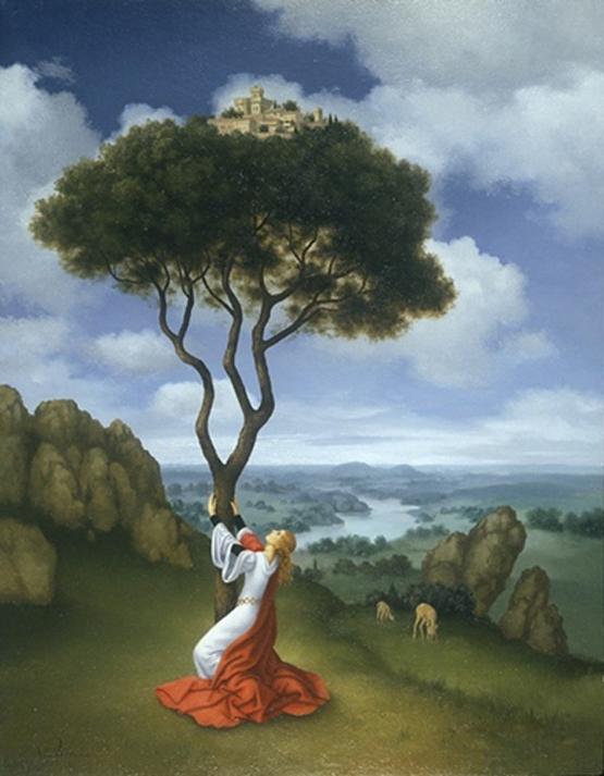 surrealism and visionary art  samy charnine