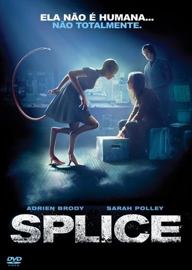 Filme Splice A Nova Espécie Dublado AVI BDRip