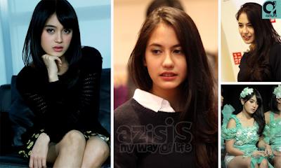 AzisJS : Penomena Kemiripan Nabilah JKT48 dengan Pevita Pearce