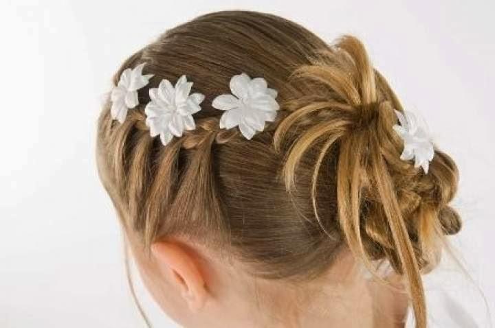 Peinados De Niñas Para Una Boda - Más de 1000 ideas sobre Peinados Para Damita De Honor en