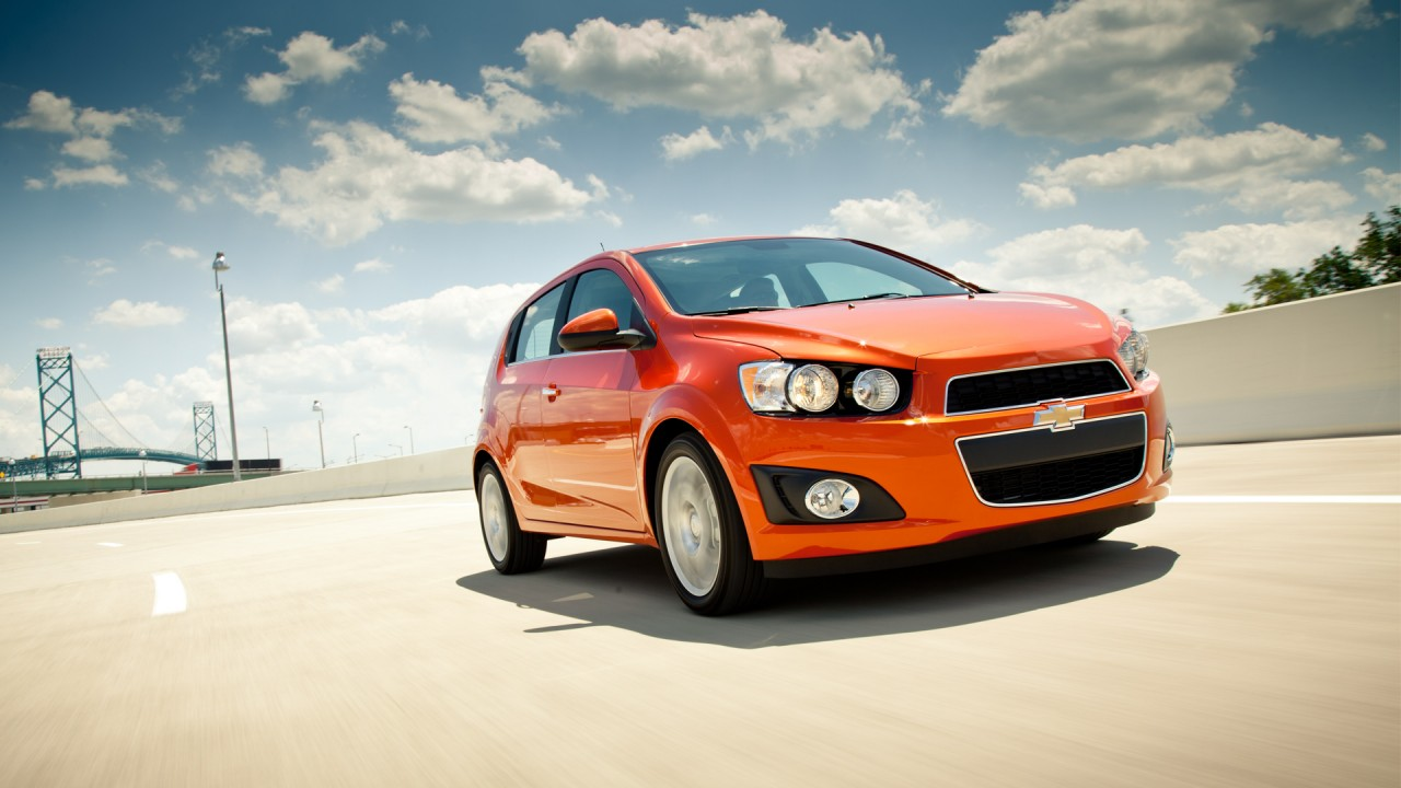 2014 Chevrolet Sonic Enhances Safety Features