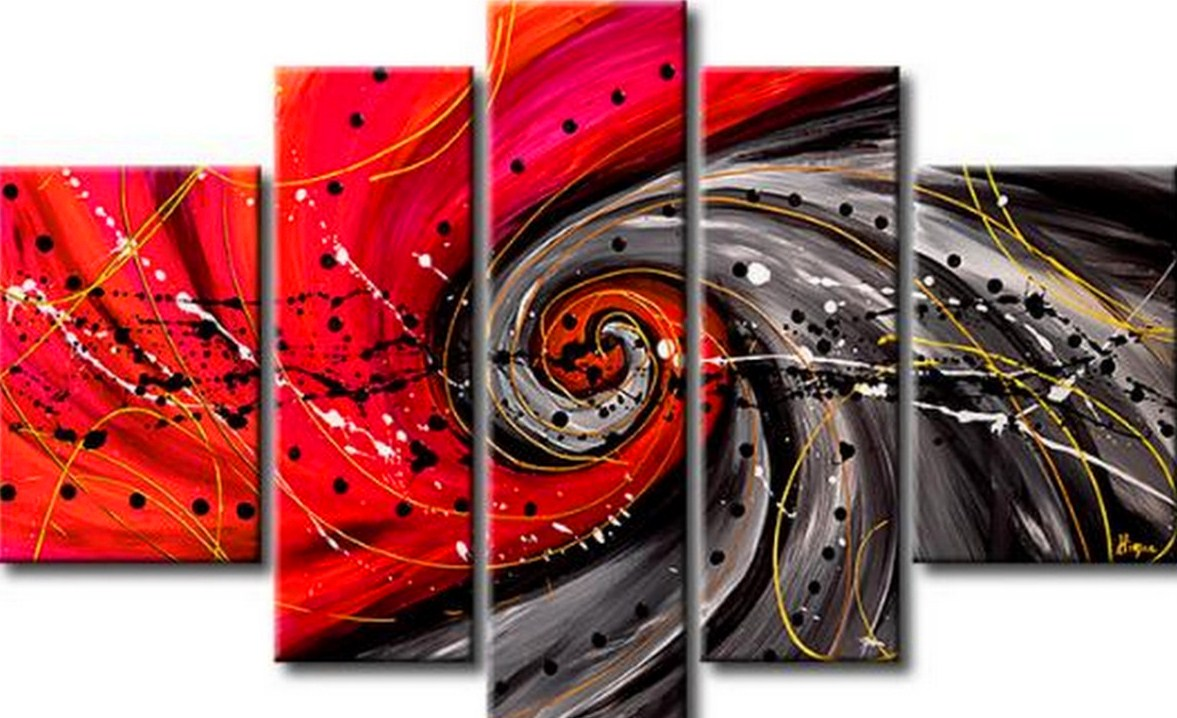 Pintura moderna y fotograf a art stica cuadros modernos for Imagenes de cuadros abstractos con relieve