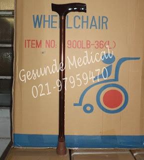 alamat distributor tongkat fs929l brown