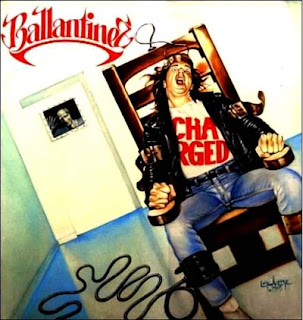 Ballantinez - Charged (EP) (1985)