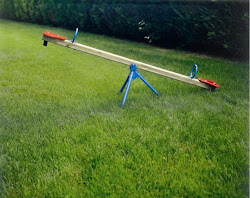 The seesaw.