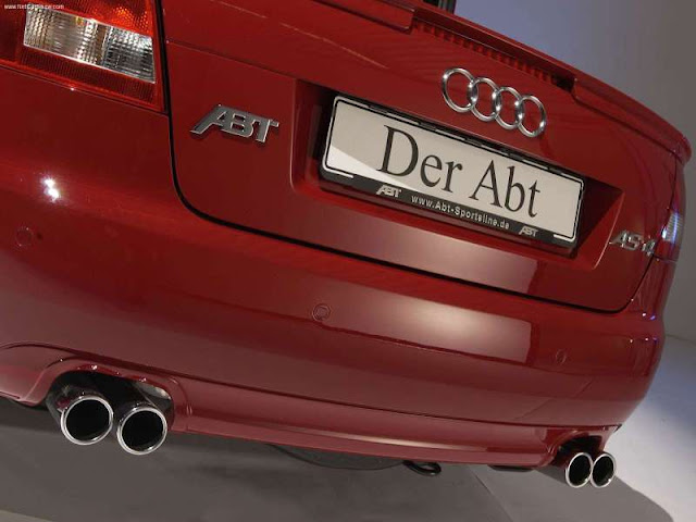 ABT Audi AS4 Cabriolet (2003)