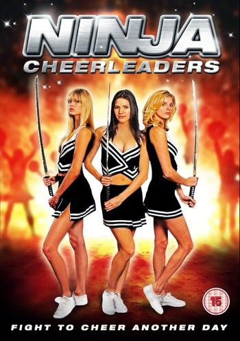 Free Get BluRay Rip 720p Ninja Cheerleaders (2008)