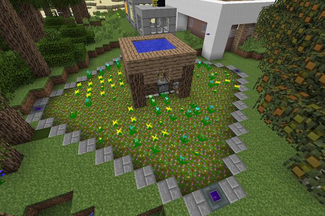 how to make a tree farm minecraft thaumcraft