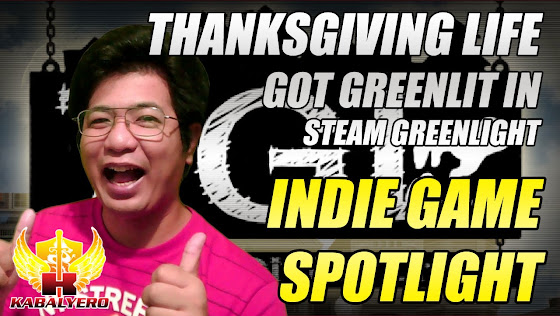 TGL - Thanksgiving Life Got Greenlit In STEAM Greenlight - Indie Game Spotlight