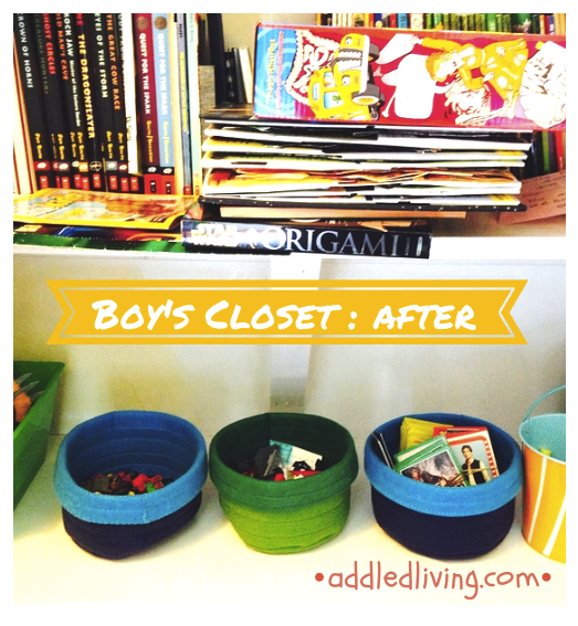 organized-boy's-closet