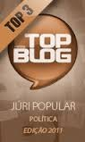 PRÊMIO TOP BLOG 2011