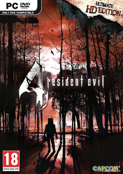 Download Game PC Resident Evil 4 Ultimate HD Edition Full Version