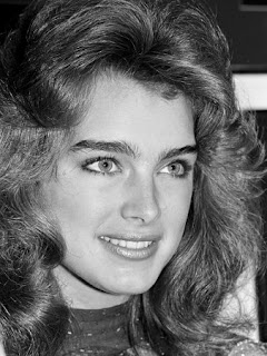 Brooke Shields Celebrity Dressing Choice