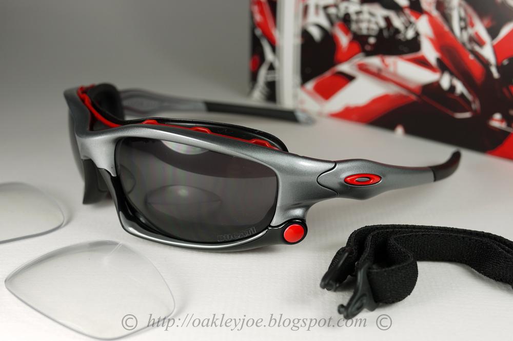Oakley Ducati Corse « Heritage Malta