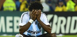 Time perdeu por 3 a 1 de virada na Colômbia
