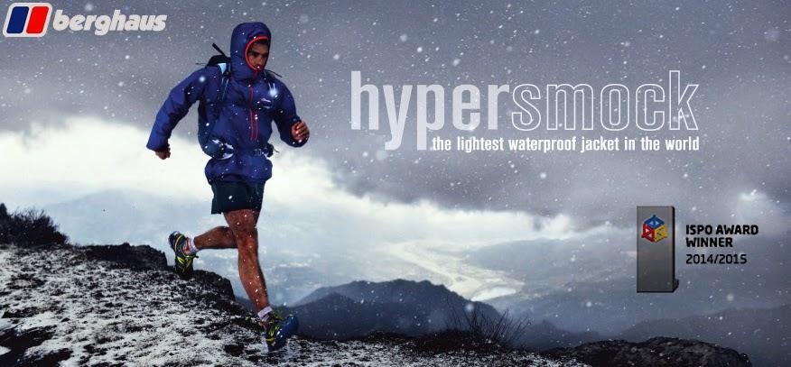 Berghaus Hypersmock 2 ISPO Winner