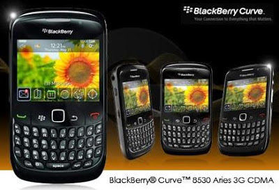 Blackberry CDMA - BB Curve 8530 Aries