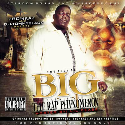 Mixtape: Best of B.I.G The Rap Phenomoenon
