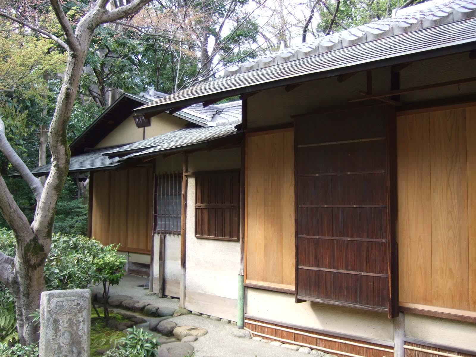 茶室,古民家,根津美術館,東京〈著作権フリー無料画像〉Free Stock Photos