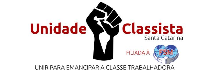 Unidade Classista - SC