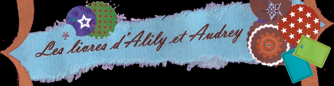 Les livres d'Alily et Audrey