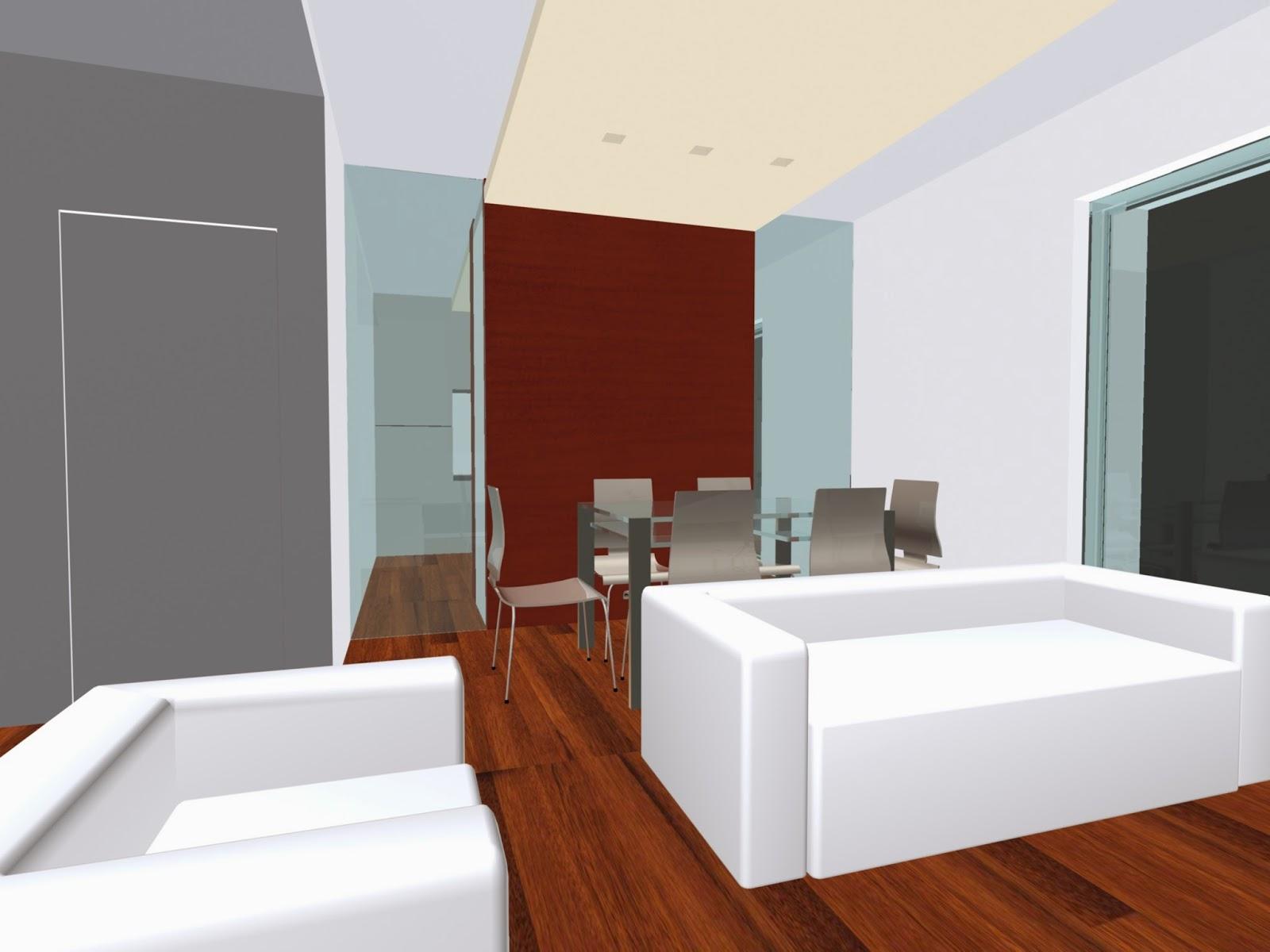 Appunti di architettura progettati da gk architetti casa m for Case arredate da architetti