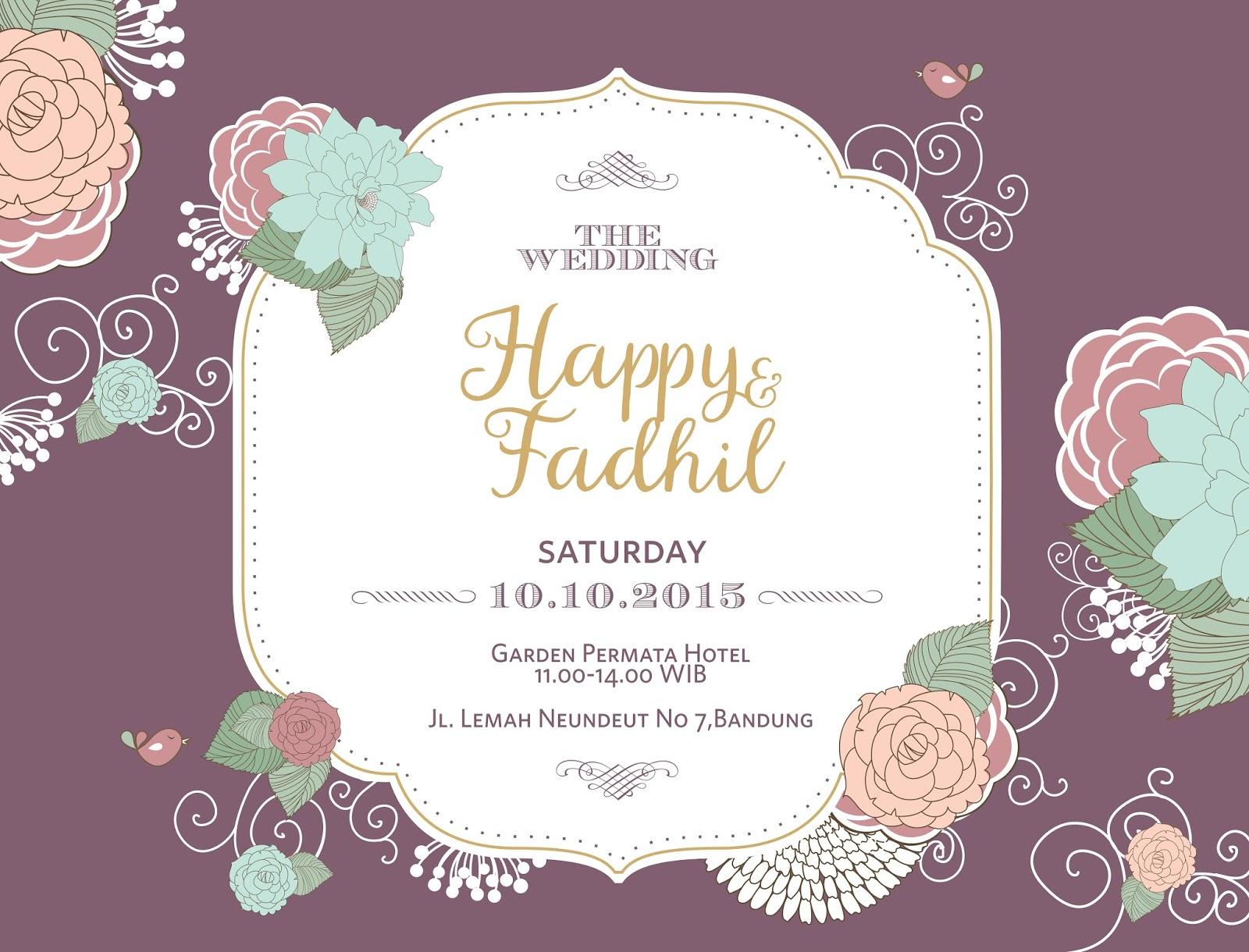 e invitation design