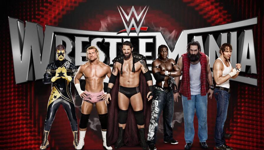 Dolph Ziggler Dean Ambrose Stardust y muchos más, tienen una cita en WrestleMania, la vitrina de los inmortales
