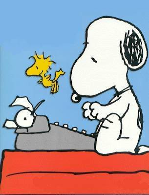 Snoopy scrittore