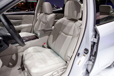 Nissan Hybrid Car