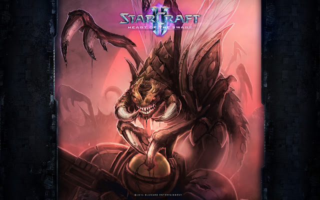 Zergling - StarCraft II : Heart of the Swarm