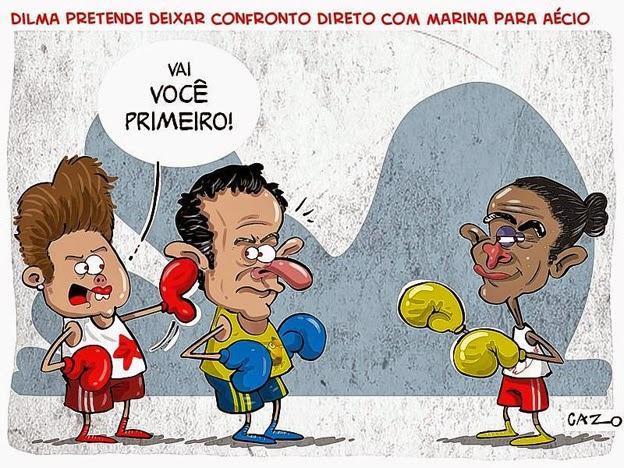 Luiz Fernando Cazo: Dilma intends ...