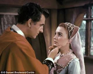 El asunto de Isabel Tudor con Thomas Seymour Bess