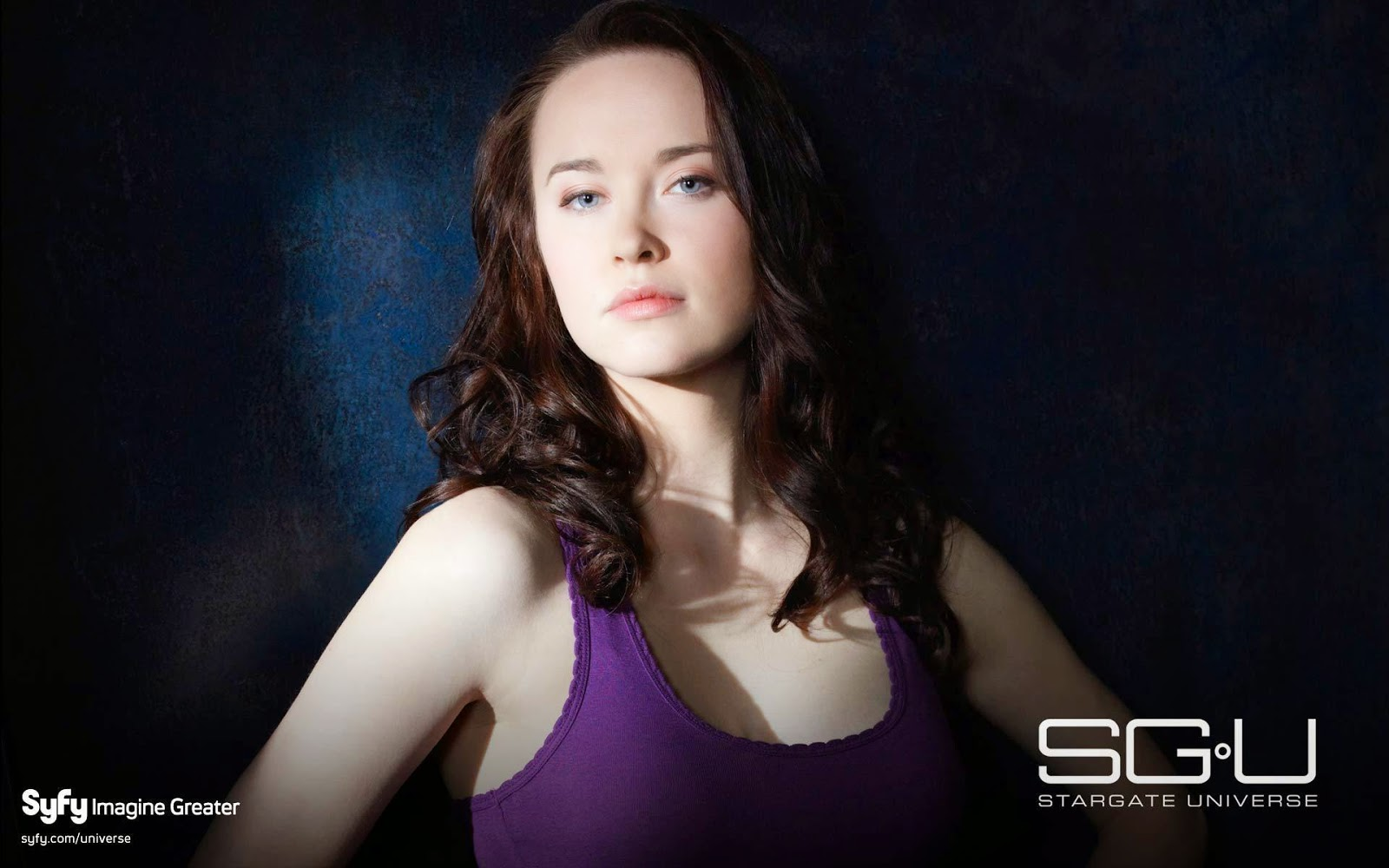 elyse levesque in stargate universe-wide