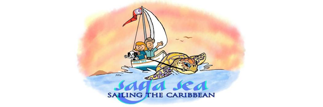 Sailing Saga Sea