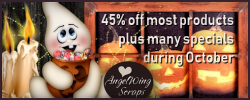 •••❤• Spooky Savings •❤•••