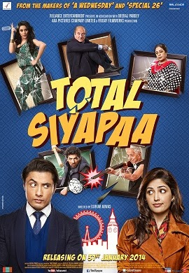 Total Siyapaa 3gp, MP4, AVI