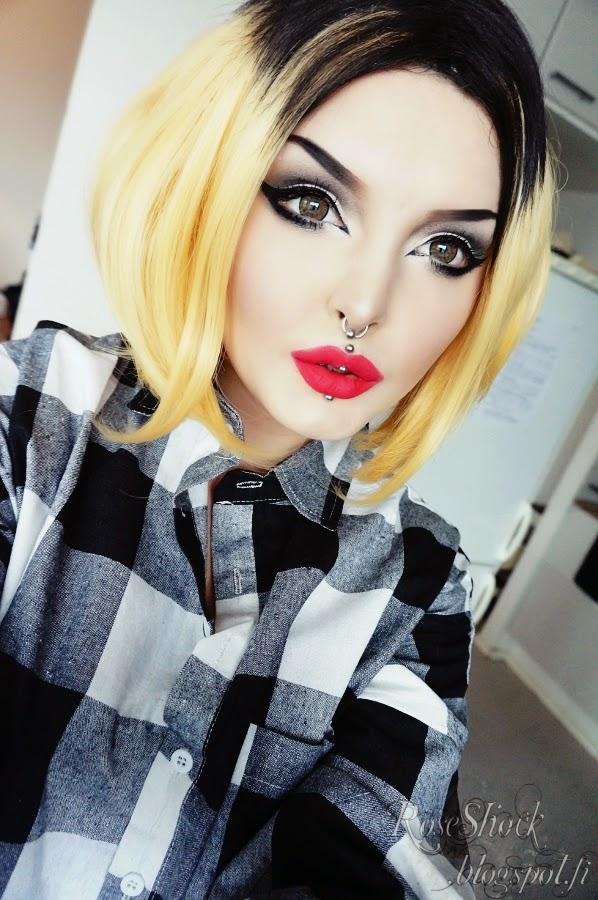Cosplay Facial Hair Tutorial 56
