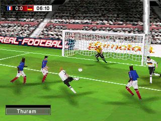 Real FootBall 2009 HD 320x240 s60v3 Game