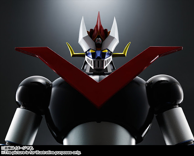 DX Soul of Chogokin Great Mazinger official image 00